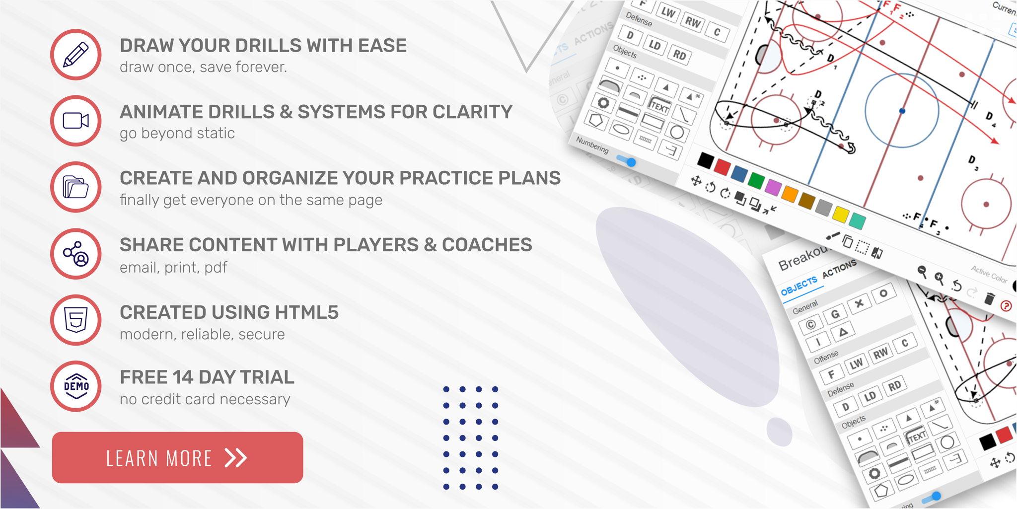 HockeyShare's Advanced Coaching Platform
